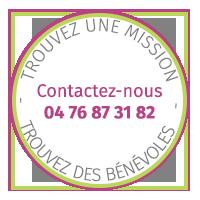 contactez France Bénévolat Grenoble-Isère